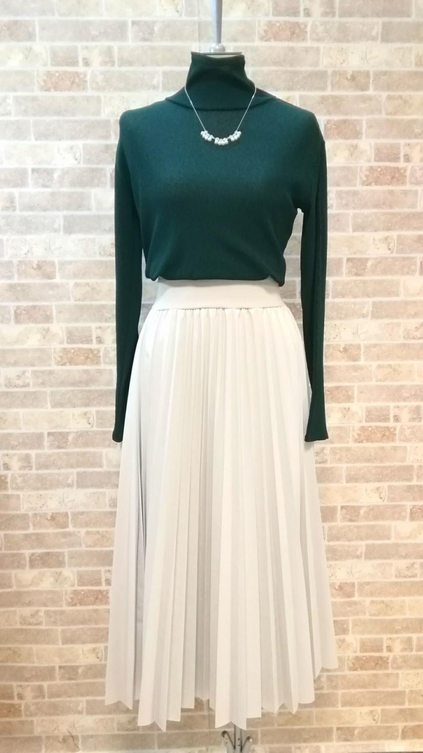 stola.×MONIL.より、②人気のデザイン=スカートが入荷しました♡