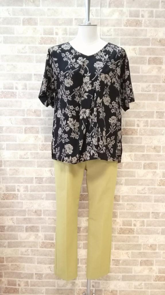 QTUME.パンツスタイルコーデ♡~①~【パンツ売り切れ】