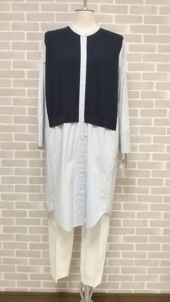 セモアドッキングシャツ【品切れ】